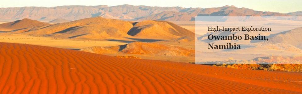 Owambo Basin, Namibia